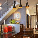 Loft jellegű lakás a Duna parton - Bergmann Kft. Tervező, lakberendező: Flat Art 2000 Lakásművészeti Stúdió